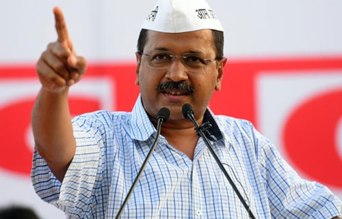 People's Pulse Survey predicts win for Kejriwal