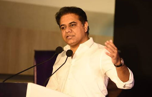 KTR to attend Harvard India Conference 2020 in Boston