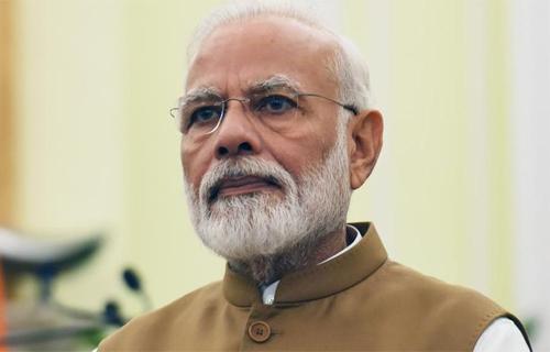PM Modi announces trust for Ayodhya in LS