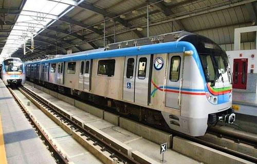 CM KCR to inaugurate JBS-MGBS metro line today