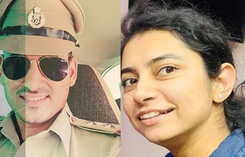 Women Inspector shot dead in Delhi
