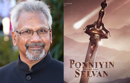 Mani Ratnam's 'Ponniyin Selvan' First Look Out