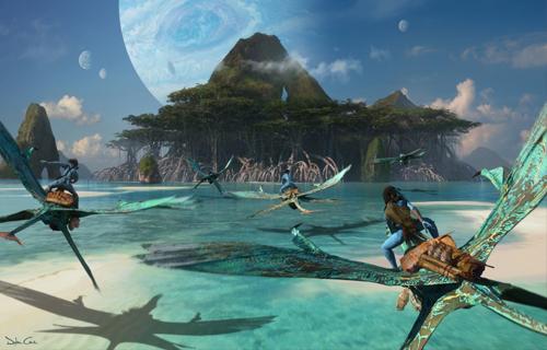 James Cameron Unveils 'Avatar 2' First Glimpse