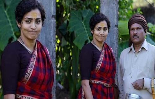 Parvathy's 'Rachiyamma' look is viral!
