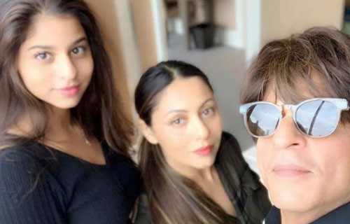 Shah Rukh reply to Suhana question on Religion