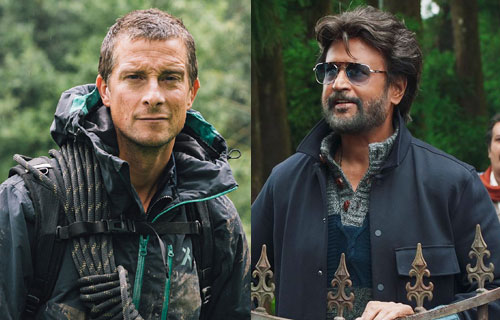 Rajinikanth injured in Man vs Wild shoot