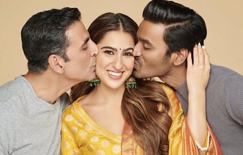 Dhanush's new film with Akshay, Sara Ali Khan