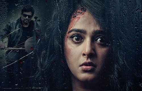 Anushka starer Nishabdam movie release date is revealed