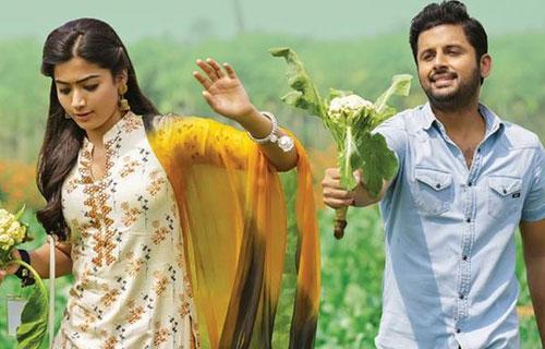 Bheeshma Movie Sara sari video song glimpse