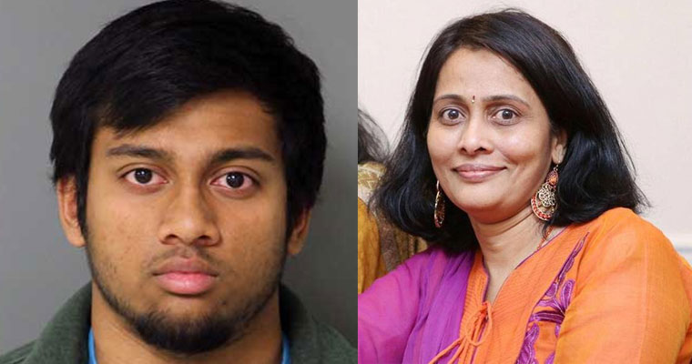Indian-American Teen killed his Mother