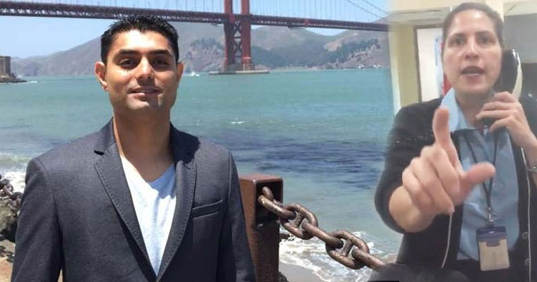 United Airlines cancels Indian-origin man's ticket for filming dispute