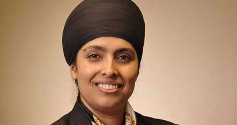 Indian-origin Sikh woman first turbaned judge in Canada Supreme