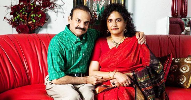 Telugu couple killed in Ohio plane crash