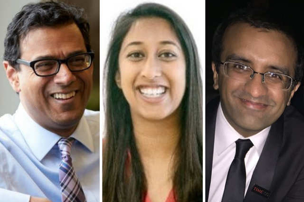 3 Indian-Americans named in Time Magazine's 'health care 50' list