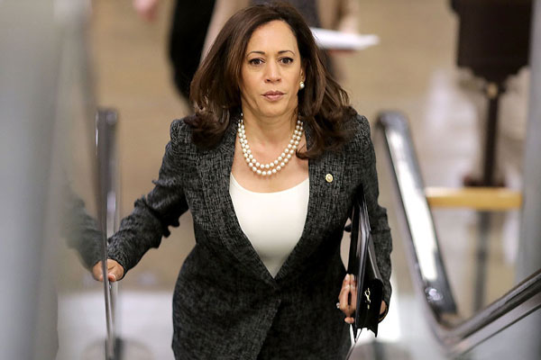 Decision With Family: Indian-American Kamala Harris On White House Bid