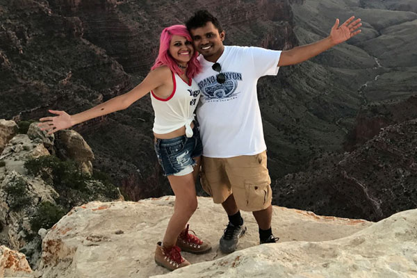 Autopsy: Indians who Fell from the Cliff In the US Were Drunk