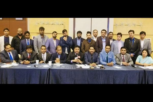 Telangana American Telugu Association forms new board for 2019-2022