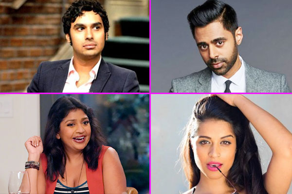 Indian-origin actors creating waves on American entertainment industry